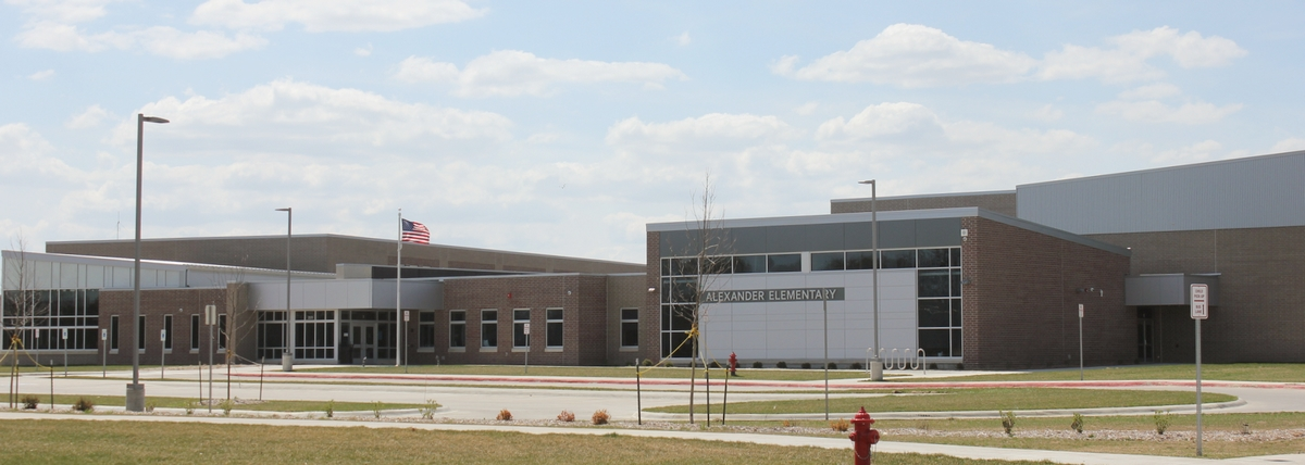 Alexander Elementary School - Iowa City IA